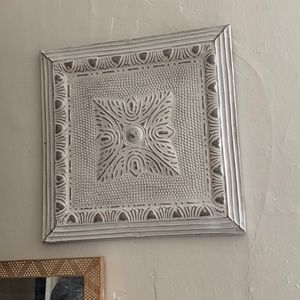 Metal Plated Wall Decoration